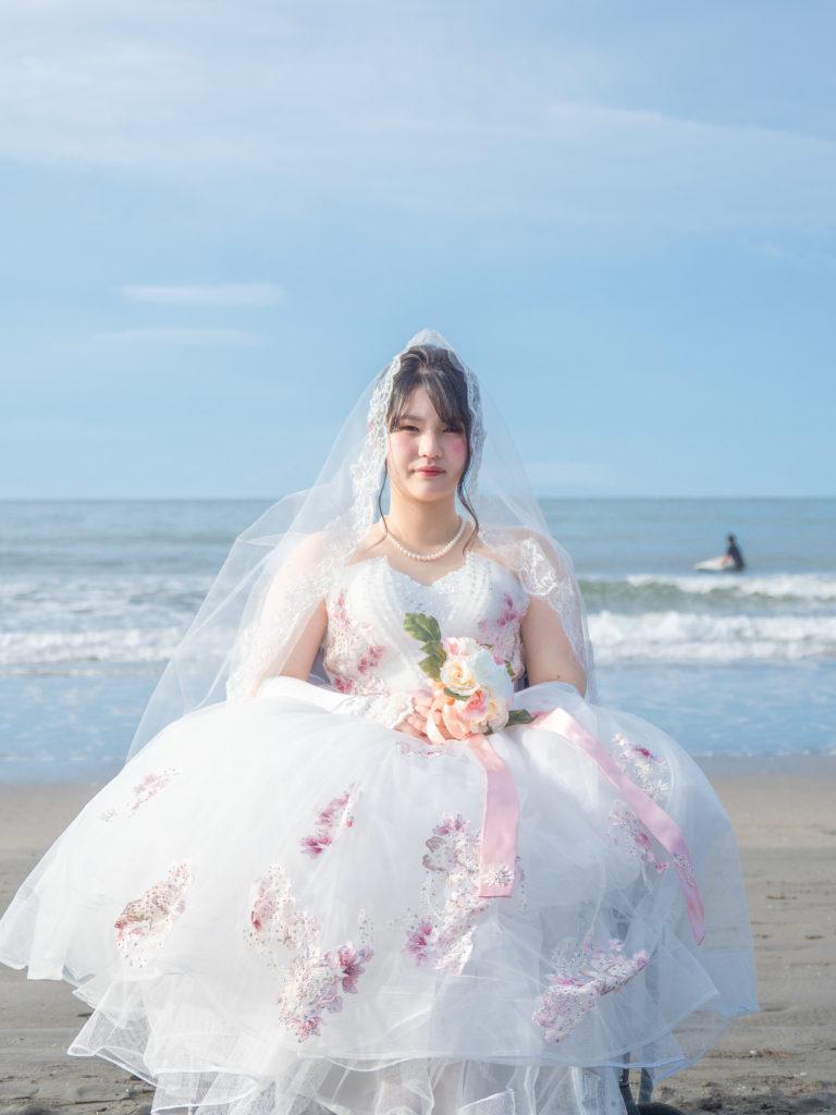 車椅子花嫁